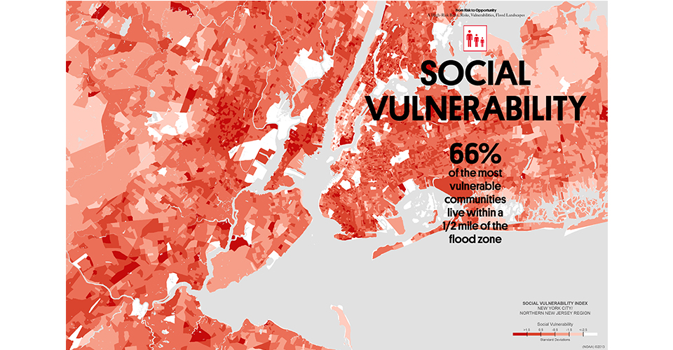 ...but other factors, such as social vulnerability...